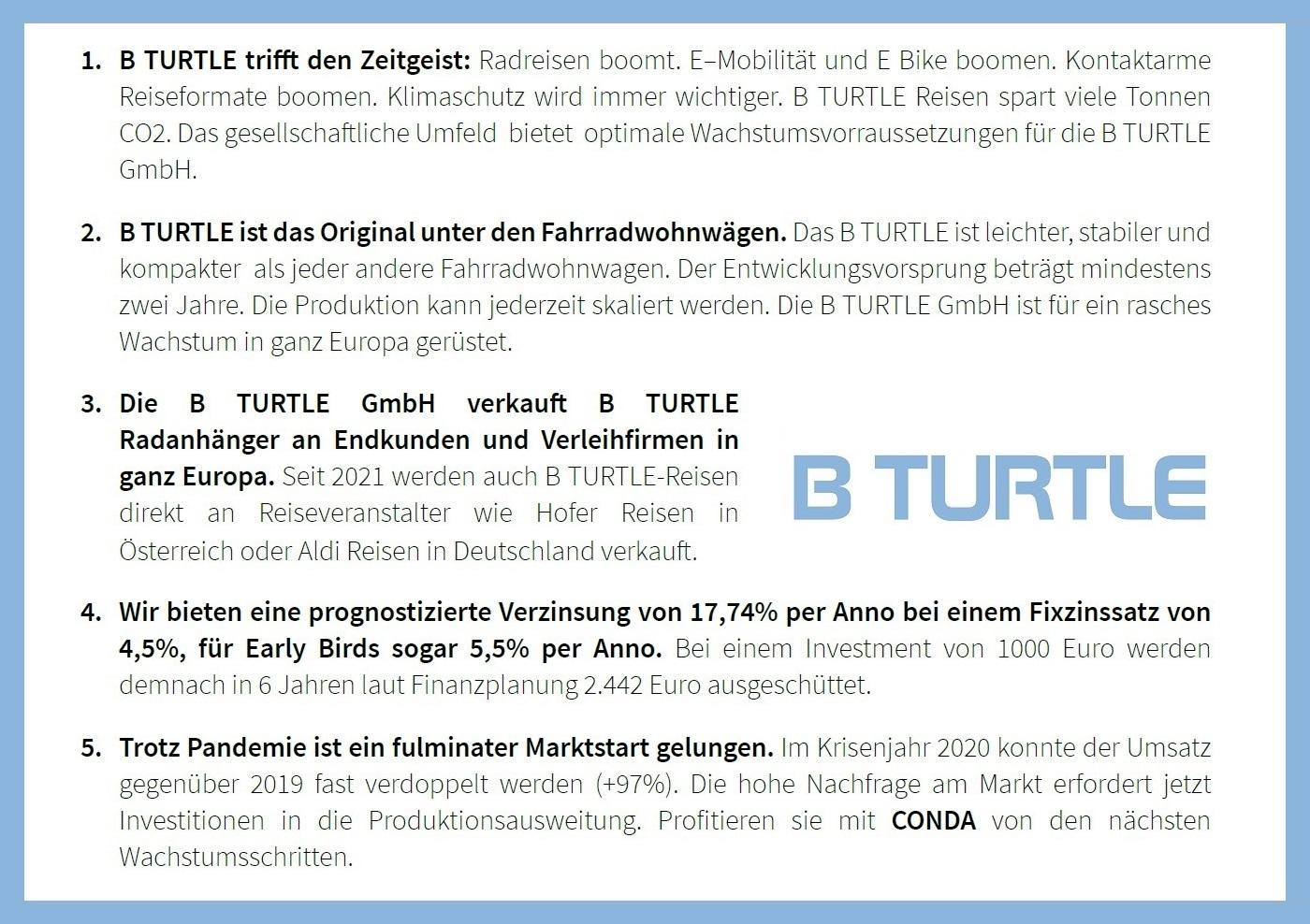 b-turtle-5-gruende